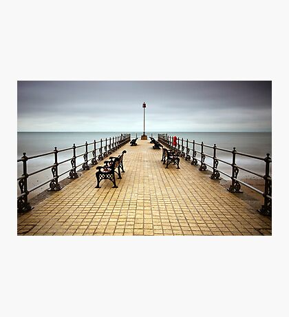 Swanage Pier Photographic Print
