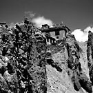mountain gompa. spiti valley, india by tim buckley | bodhiimages