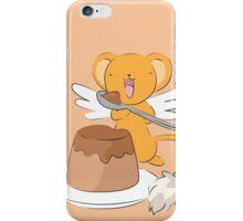 Kero and his dessert iPhone Case/Skin