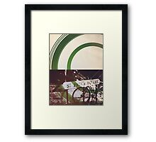 BrumGraphic #6 Framed Print