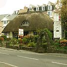 The Olde Thatched Inn, Ilfracombe by Andrew  Bailey