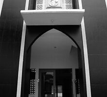 masjid by bayu harsa