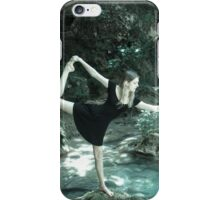 Standing goddess of the Basque iPhone Case/Skin