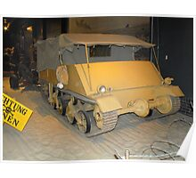 British Loyd Carrier Poster