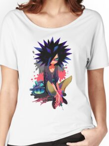 SPYKE Women's Relaxed Fit T-Shirt