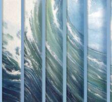 Big Wave 2 Sticker