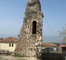 Kruja, city history of Albania 07 by Petrit  Metohu