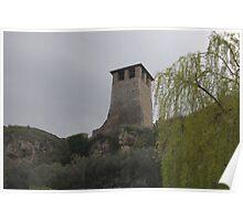 Kruja, city history of Albania 08 Poster