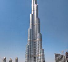 The Burj Kaliph by armiller007