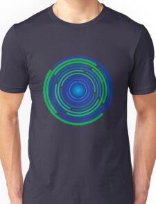 Sectors blue/green Unisex T-Shirt