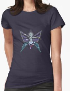 Super Star moon Womens Fitted T-Shirt