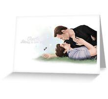 Cherik - Living to love you Greeting Card