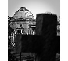The Mausoleum Photographic Print