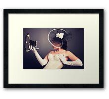 Boudoir by Eastman Kodak Framed Print