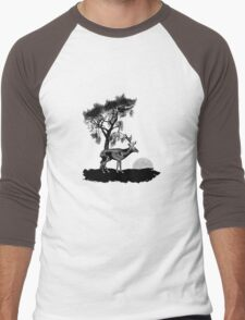 The Forest of the Lost Souls Men's Baseball ¾ T-Shirt