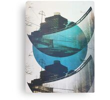 BrumGraphic #35 Canvas Print