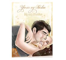 Pushing Daisies - Nolive - You are my Sunshine Photographic Print