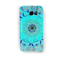 Persian princess -turquoise  Samsung Galaxy Case/Skin