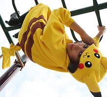 Pikachu Kigurumi by samanthayo