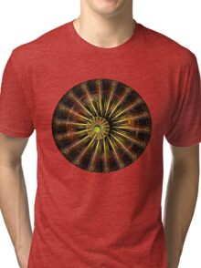 The star circle Tri-blend T-Shirt