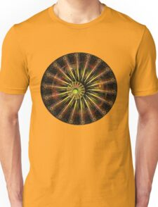 The star circle Unisex T-Shirt
