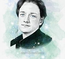 Charles Xavier by Clarice82