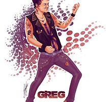 Punk!lock - Greg by Clarice82
