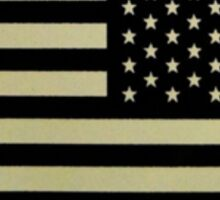 American Military Arm Flag, US Military IR Infrared Reflective USA Flag Sticker