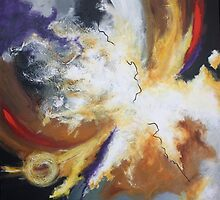 expressive spiritual abstract (no title) by herold
