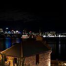 Sydney Harbour by Nenad  Njegovan
