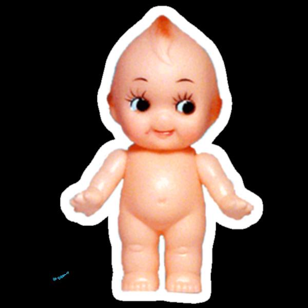 Kewpie doll by GoreGlam