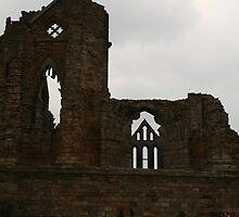 Whitby Abbey by jenrah