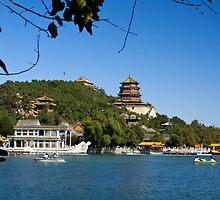Kunming Lake by Karen Millard