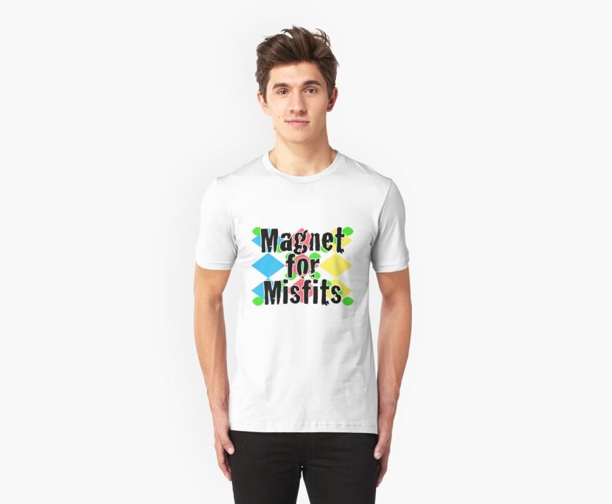Magnet for Misfits by April Cleaver