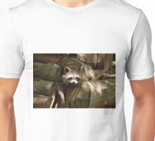Don't make me come over there! Unisex T-Shirt