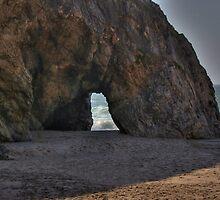 Adraga beach   -  4            Sintra      Portugal by BaZZuKa
