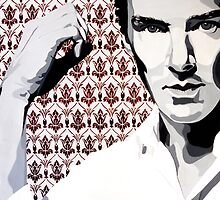 Benedict Holmes by DartFushka