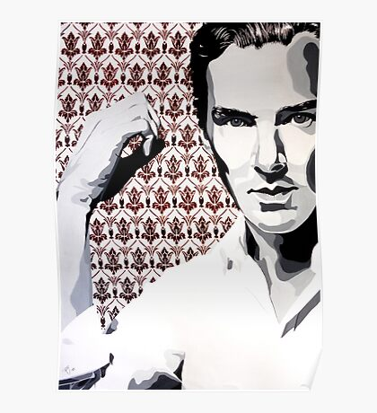Benedict Holmes Poster