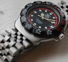 TAG Heuer F1 gents watch by watches
