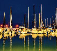 Porto Azzurro, Elba by itchingink
