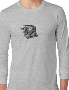 The original keyboard and mouse Long Sleeve T-Shirt
