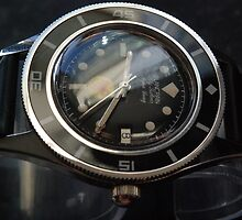 Blancpain Fifty Fathoms Aqua Lung gents watch by watches