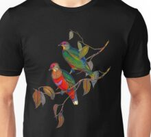 rose-crowned fruit dove  Unisex T-Shirt