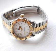 TAG Heuer mens watch by watches