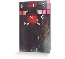 BrumGraphic #32 Greeting Card