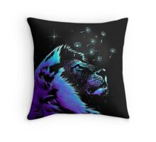 Dande-lion II Throw Pillow