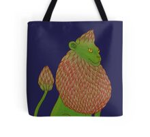 Asparagus Lion, King of the Vegetables Tote Bag