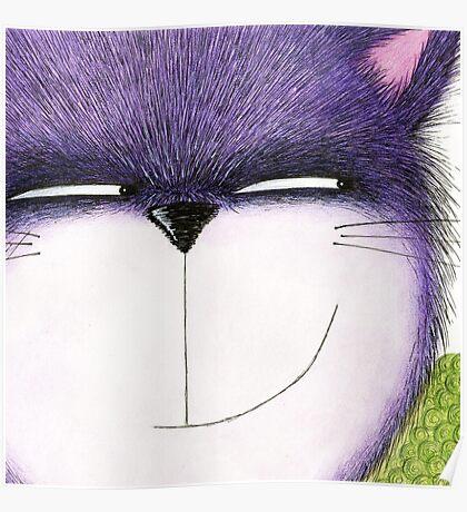 MINXY CAT  Poster