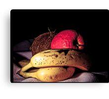 Ripe Fruits Canvas Print