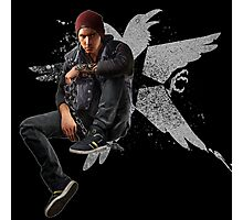 Infamous Second son - Sitting Delsin Photographic Print